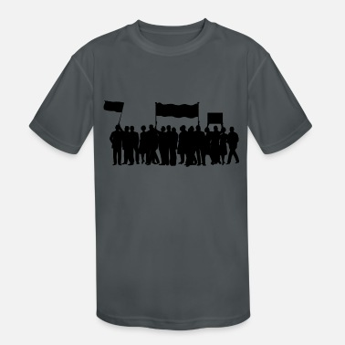 Protestant protest - Kids' Sport T-Shirt