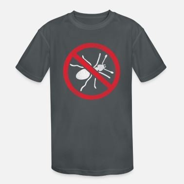 Not Allowed No Ant Allowed - Kids' Sport T-Shirt