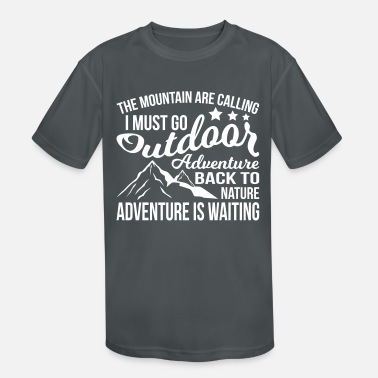 Outdoor Outdoor Adventure - Kids' Sport T-Shirt