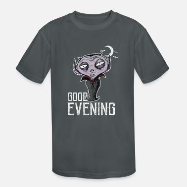 Good Evening Halloween - Good Evening Dracula - Kids' Sport T-Shirt