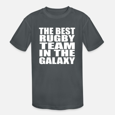 Ball Sport rugby funnyBest Rugby Team - Kids' Sport T-Shirt