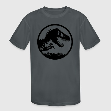 jurassic world Fallen Kingdom - Kid's Moisture Wicking Performance T-Shirt