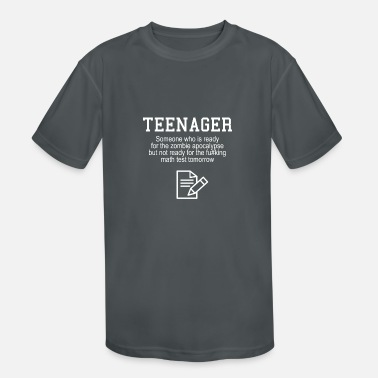 Teenager Ohh.. Teenagers - Kids' Sport T-Shirt