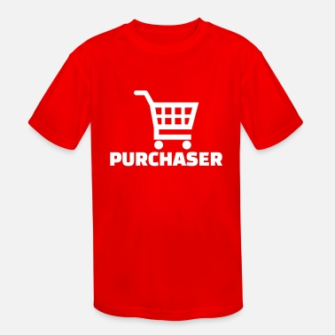 Purchase Purchaser - Kids' Sport T-Shirt