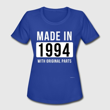 Made In 1994 Made In 1994 - Women's Moisture Wicking Performance T-Shirt