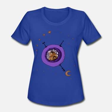 Space Travel Space travel - Women's Moisture Wicking Performance T-Shirt