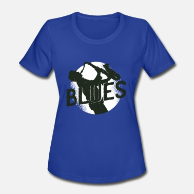 Music Blues Blues music - Women's Sport T-Shirt