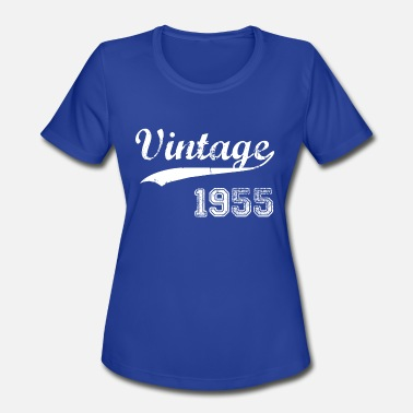 1955 Gift 1955 - Women's Moisture Wicking Performance T-Shirt