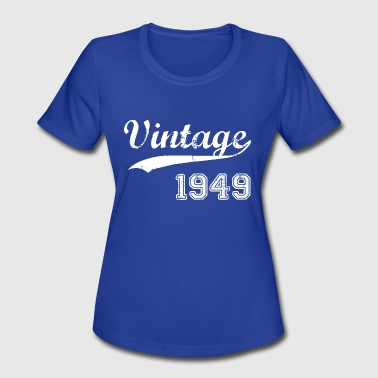 1949 - Women's Moisture Wicking Performance T-Shirt