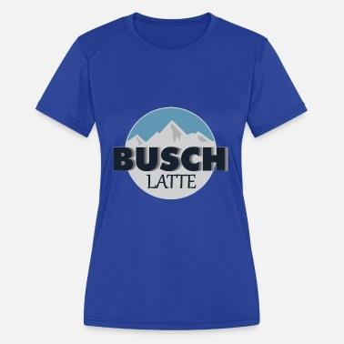dd0d112f3b Busch Beer busch latte - Women's Sport T-Shirt