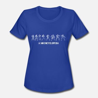 Sub-zero Evolution Sub Zero - Women's Moisture Wicking Performance T-Shirt