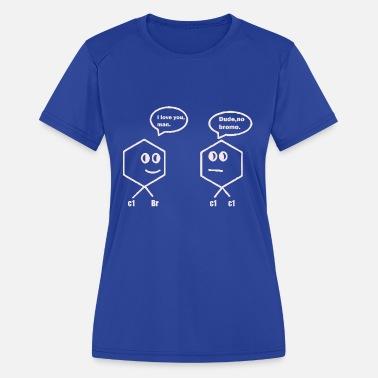 9fe4b6e4 Biology Jokes Funny science t shirts Geek Science tee Shirt - Women's