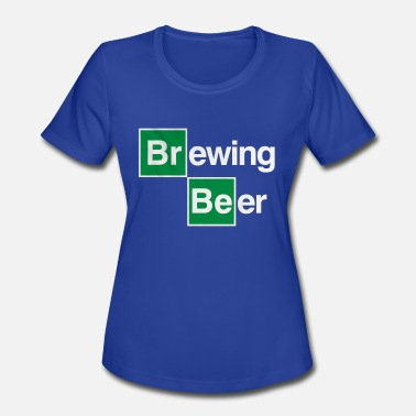 Brewing Brewing Beer Funny Mens - Women's Sport T-Shirt