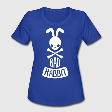 Bad Rabbit Bad Rabbit - Women's Moisture Wicking Performance T-Shirt