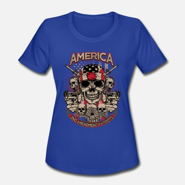 2nd Amendment 2nd amendment - Women's Moisture Wicking Performance T-Shirt