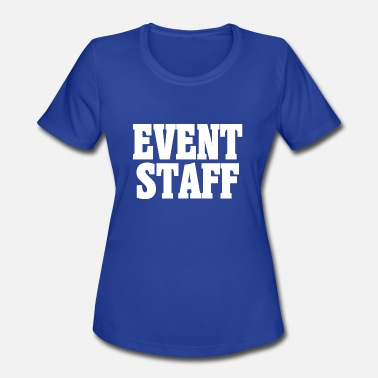 Staff Bull Event staff - Women's Sport T-Shirt