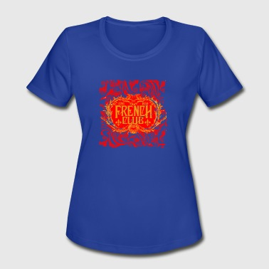 King High French Club - Women's Moisture Wicking Performance T-Shirt