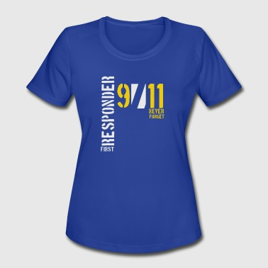 9-11 Jokes New Design 9 11 First Best Seller - Women's Moisture Wicking Performance T-Shirt