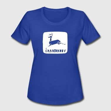 Grandaddy - Women's Moisture Wicking Performance T-Shirt