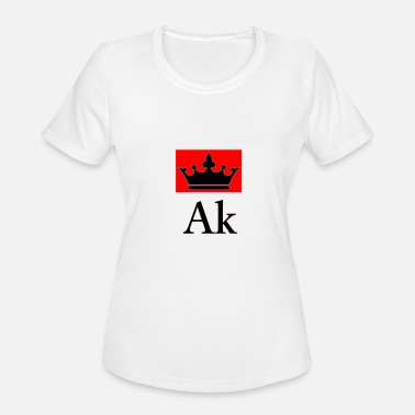 Ak AK NEW TSHIRT 2018 - Women's Sport T-Shirt