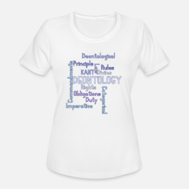 Ethical ethics quotes - Women's Sport T-Shirt