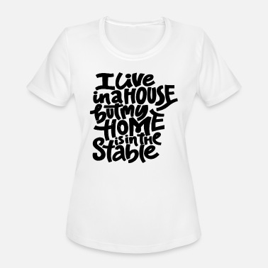 Stables The Stables - Women's Sport T-Shirt