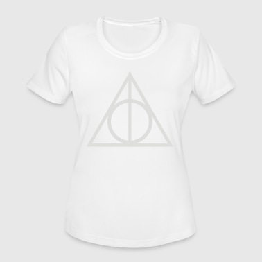 Deathly Hallow Deathly hallows - Women's Moisture Wicking Performance T-Shirt