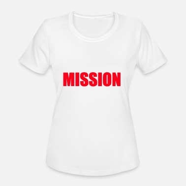 Mission MISSION - Women's Sport T-Shirt