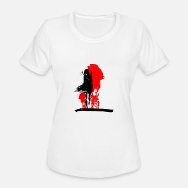 Victim Victim - Women's Moisture Wicking Performance T-Shirt