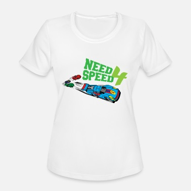 Speed need 4 speed 3 - Women's Sport T-Shirt