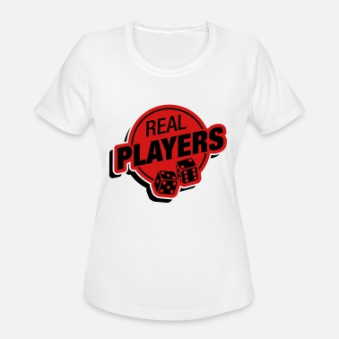Roll The Dice real_players_ku2 - Women's Sport T-Shirt