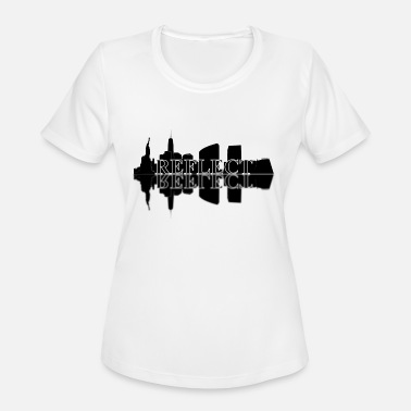 ReflectNoBack1920 - Women's Sport T-Shirt