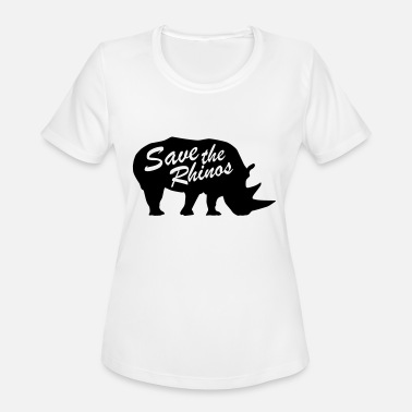 Shop Save The Rhino T-Shirts online