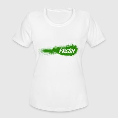Healthy People FRESH - Healthy lifestyle - Gift - Women's Moisture Wicking Performance T-Shirt