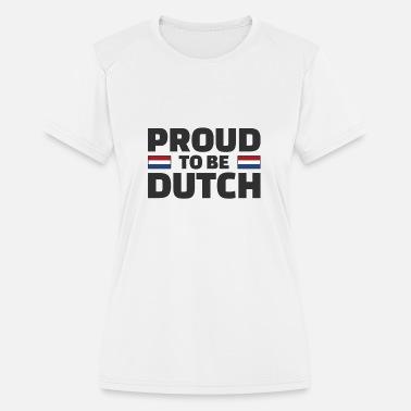 7c0e29e7ef3 Proud to be Dutch Holland Kingsday Netherlands - Women  39 s Sport ...