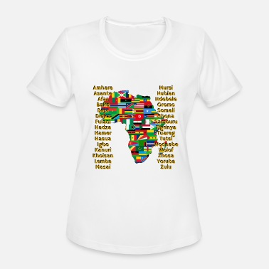 Ethical People of Africa - Women's Sport T-Shirt