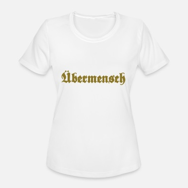 Success Übermensch - overman - Women's Sport T-Shirt