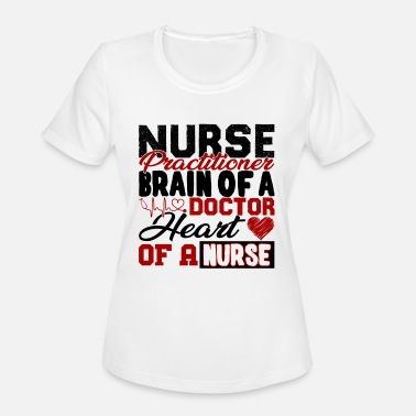 5deb2c2b69408 Nurse Practitioner Heart Nurse Practitioner Heart Shirt - Women's Sport  T-
