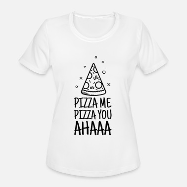 Björn Pizza Me - Pizza you - Women's Sport T-Shirt