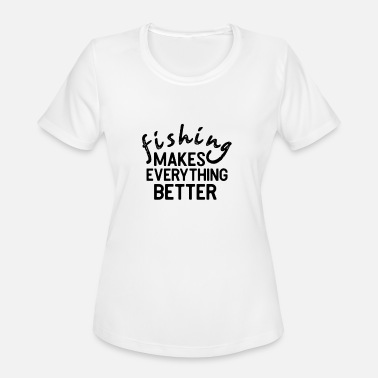Fishing Rod Fishing Rod Tackle Shirt Gift - Women's Sport T-Shirt