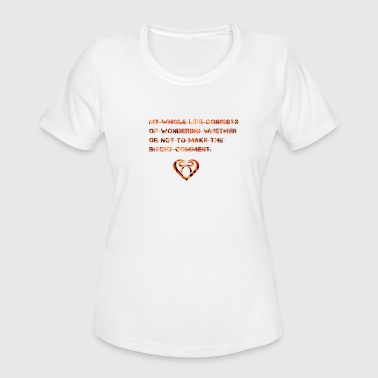Whole Life - Women's Moisture Wicking Performance T-Shirt