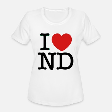 Donk i love new donk - Women's Moisture Wicking Performance T-Shirt