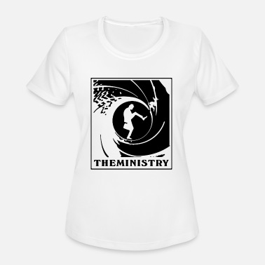 Silly The Ministry Of Silly Walks - Women's Sport T-Shirt