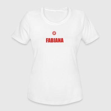Fabiana Geschenk it s a thing birthday understand FABIANA - Women's Moisture Wicking Performance T-Shirt