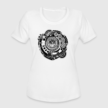 Time Machine - Women's Moisture Wicking Performance T-Shirt