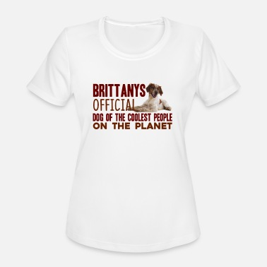 Brittany Brittany Spaniel Shirt - Women's Sport T-Shirt