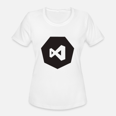 Net c# developer T-shirt csharp shirt - Women's Moisture Wicking Performance T-Shirt