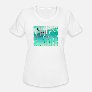 Endless The Endless Summer Top Of The World - Women's Sport T-Shirt