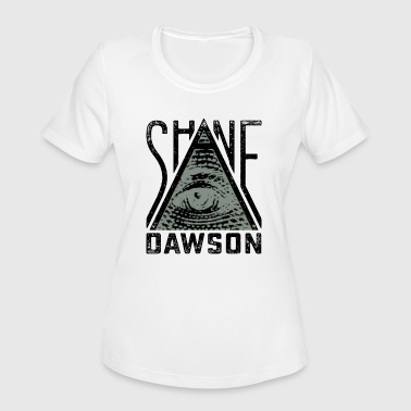 Shane Dawson shane dawson illuminati t shirts - Women's Moisture Wicking Performance T-Shirt