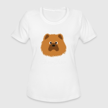 Chow Chow Mom Chow Chow - Women's Moisture Wicking Performance T-Shirt